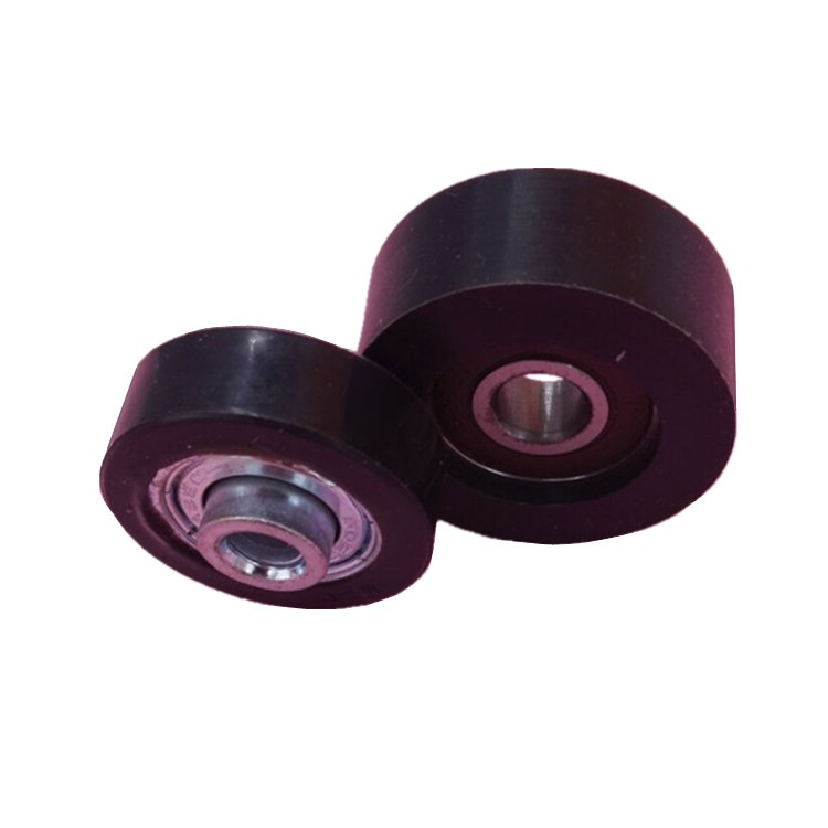 TIMKEN 9107 PP  Single Row Ball Bearings