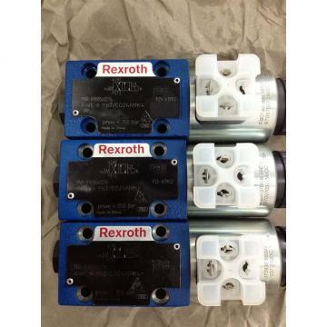 REXROTH 4WE6B7X/OFHG24N9K4/B10 Valves